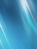 Abstract background blue. Blue smooth abstract background with shining light Stock Images