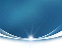 Abstract background blue Royalty Free Stock Images