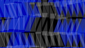 Abstract background in blue on black stock video