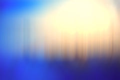 abstract background blue blurred Στοκ Φωτογραφίες