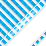 Abstract background. Blue business background.Vector illustration Royalty Free Stock Images