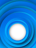 Abstract background. In blue color vector illustration
