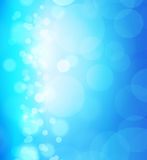 Abstract background. In blue color Royalty Free Stock Photography