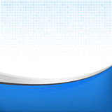 Abstract background in blue color. Vector illustration for your design Royalty Free Stock Images