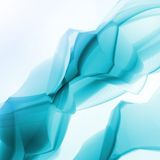 Abstract background in blue color Stock Photography