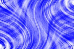 Abstract background in blue color wavy Royalty Free Stock Photo