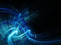 abstract background blue dark Стоковые Изображения RF