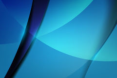 Abstract background blue and dark overlap with shadow vector ill Royalty Free Stock Photos