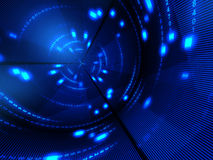 abstract background blue digital απεικόνιση αποθεμάτων