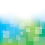 Abstract Background. Blue and green abstract background Royalty Free Stock Image
