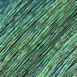 Abstract background from blue and green lines. Illustration vector illustration