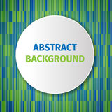 Abstract Background. Blue and green modern abstract background, excellent vector illustration, EPS 10 Stock Photo