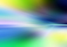 Abstract background in blue, green, yellow and purple colors.  stock illustration