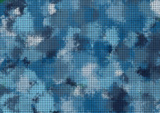 Abstract background in blue and grey tones Royalty Free Stock Images