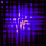 abstract background blue light Στοκ Φωτογραφίες