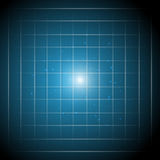 Abstract background blue line technology and vector. Illustration Royalty Free Stock Image