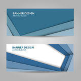 Abstract background with blue lines. Illustration stock illustration