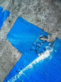 Abstract background blue Royalty Free Stock Image