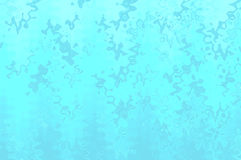 Abstract background. Of blue  pattern Royalty Free Stock Photos