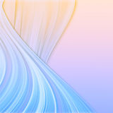 Abstract background in blue and pink tones. Abstract motion composition for web royalty free illustration