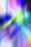 Abstract background in blue, purple, pink, green and yellow Royalty Free Stock Photos