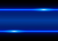 Abstract  background blue ray technology. Vector  background blue ray technology Royalty Free Stock Photos