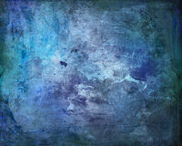 Abstract blue tones background. Abstract background with blue shapes and textures Royalty Free Stock Photography