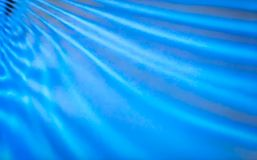 Abstract background blue. Smooth, curve. Blue smooth abstract background with shining light royalty free illustration