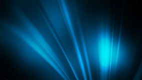 Abstract background blue. Blue smooth abstract background with shining light Royalty Free Illustration