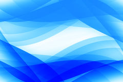 Abstract background with blue stripes Royalty Free Stock Image
