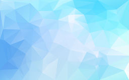 Abstract background in blue tones Royalty Free Stock Photography