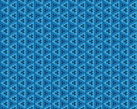 Abstract background blue triangles. Abstract background or texture blue and dark blue triangles Stock Illustration