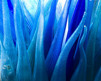 Abstract background - blue wave. Background Royalty Free Stock Image