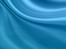 Abstract background blue. Abstract wave and light background blue Royalty Free Stock Image