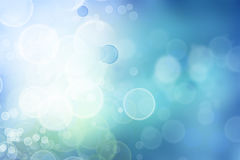 Abstract background. Abstract blue and white circles background Stock Image