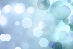 Abstract background. Abstract blue and white circles background Royalty Free Stock Photo