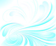 Abstract background blue -white.Vector illustration. Space for text Royalty Free Stock Photo