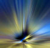 Abstract background in blue and yellow. Colors vector illustration
