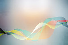 Abstract background on blur background Stock Photos