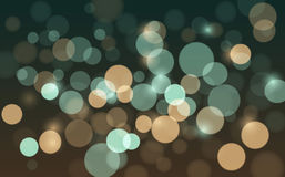 Abstract background with blur bokeh effect. Vector EPS 10 illustration royalty free illustration