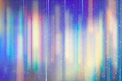 Abstract background blur. Colorful gradient glare snow stock illustration