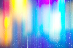 Abstract background blur. Colorful gradient glare snow royalty free illustration