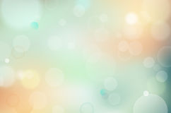 Abstract background with blur lights. Vector illustration Royalty Free Stock Images