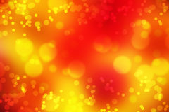 Abstract background blurred bokeh circles Stock Images