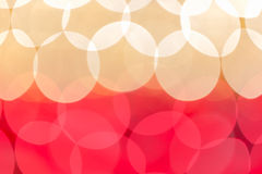 Abstract background with blurred circles Stock Images