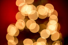 Abstract background. Blurred colorful circles bokeh Stock Photo