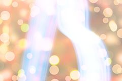 Abstract background with Blurred festive surrealism. stock image