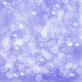 Abstract background with bokeh stock illustration