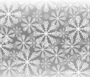 Abstract background with bokeh. Bright   snowflake . Stock Images