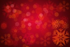 abstract background bokeh christmas απεικόνιση αποθεμάτων